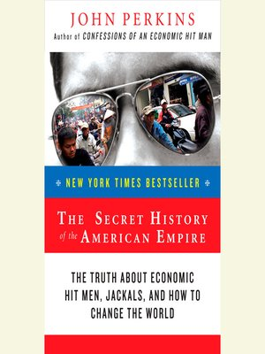 cover image of The Secret History of the American Empire
