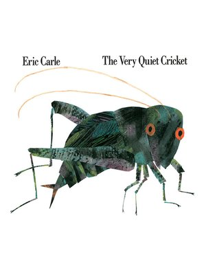 cover image of The Very Quiet Cricket