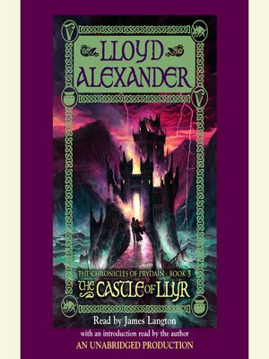 cover image of The Castle of Llyr