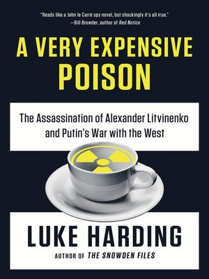 cover image of A Very Expensive Poison
