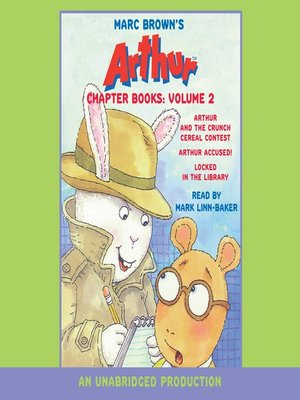 cover image of Marc Brown's Arthur Chapter Books, Volume 2