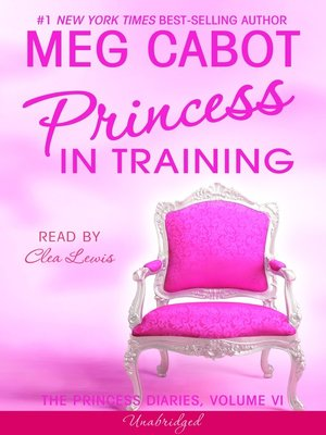 cover image of Princess in Training