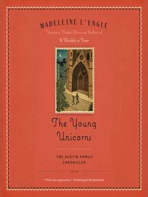 cover image of The Young Unicorns