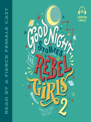 cover image of Good Night Stories for Rebel Girls 2