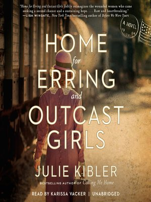 cover image of Home for Erring and Outcast Girls