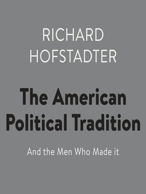 cover image of The American Political Tradition