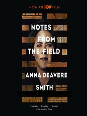 cover image of Notes from the Field