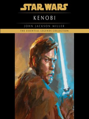 cover image of Kenobi