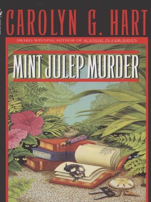 cover image of Mint Julep Murder