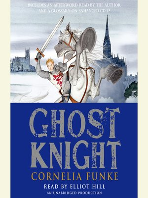 cover image of Ghost Knight