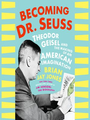 cover image of Becoming Dr. Seuss