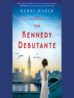 cover image of The Kennedy Debutante