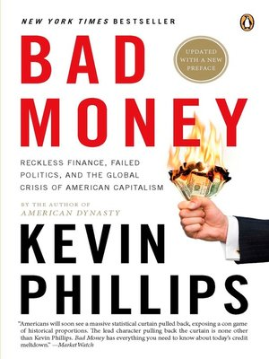 cover image of Bad Money