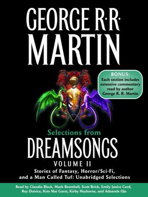 cover image of Selections from Dreamsongs 2