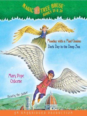 cover image of Magic Tree House, Books 38 & 39