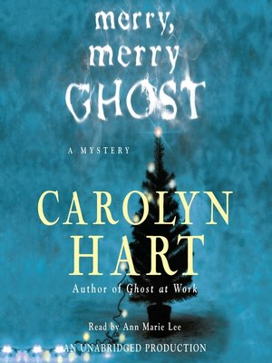 cover image of Merry, Merry Ghost