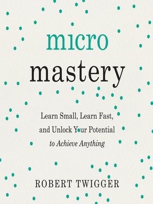 cover image of Micromastery