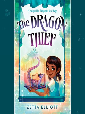 cover image of The Dragon Thief