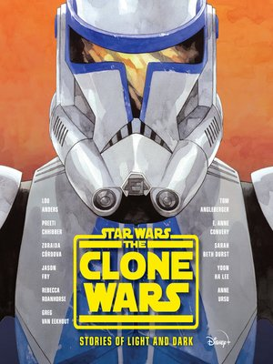 cover image of Star Wars the Clone Wars