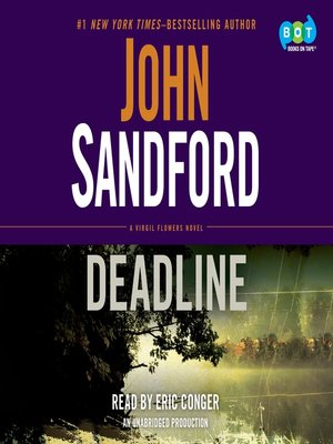 cover image of Deadline
