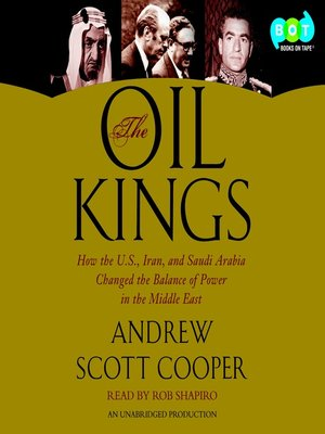 cover image of The Oil Kings