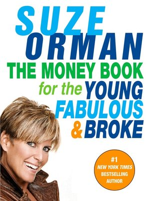 cover image of The Money Book for the Young, Fabulous & Broke