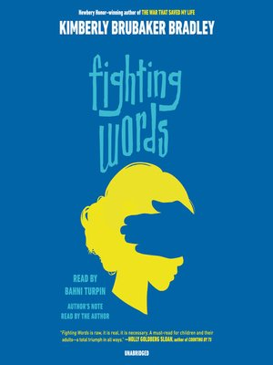 cover image of Fighting Words