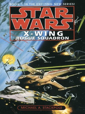 cover image of Rogue Squadron
