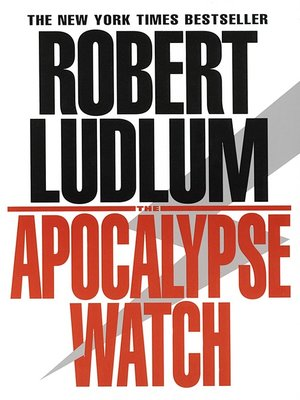 cover image of The Apocalypse Watch