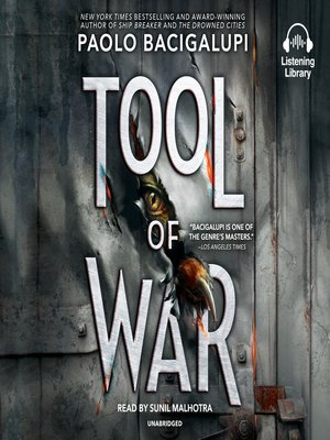cover image of Tool of War
