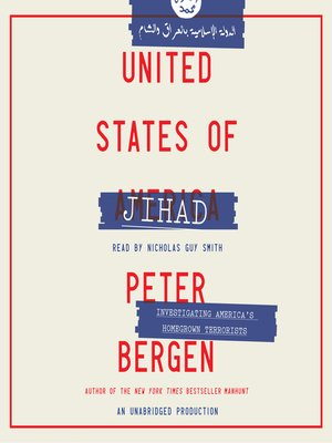 cover image of United States of Jihad