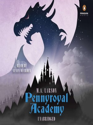 cover image of Pennyroyal Academy