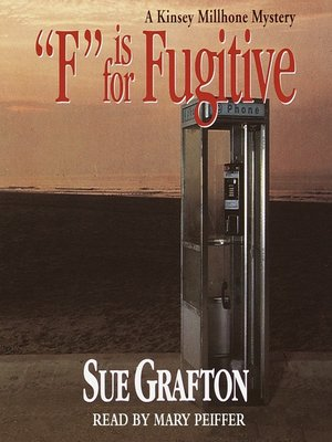 "cover image of ""F"" is for Fugitive"