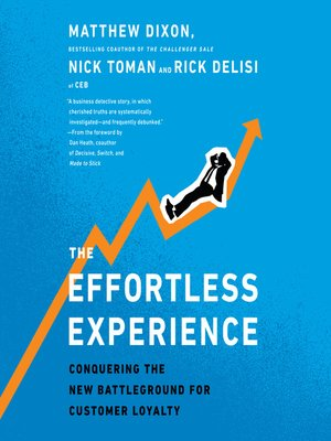 cover image of The Effortless Experience