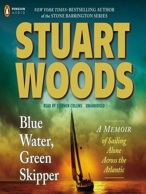 cover image of Blue Water, Green Skipper