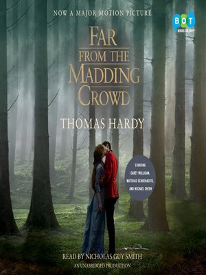 cover image of Far from the Madding Crowd (Movie Tie-in Edition)