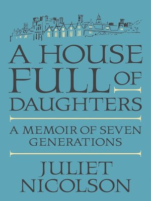 cover image of A House Full of Daughters