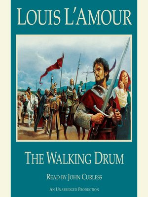 cover image of The Walking Drum