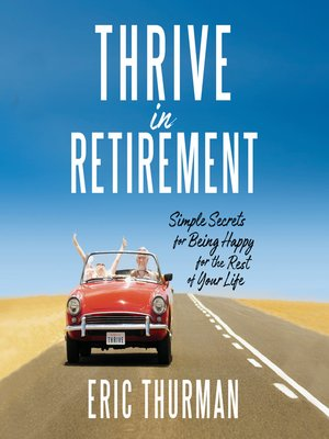 cover image of Thrive in Retirement
