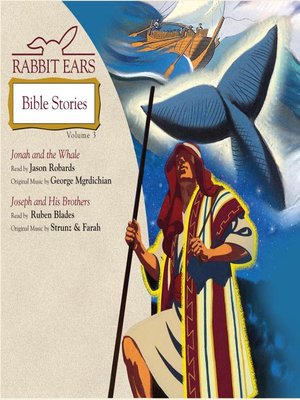 cover image of Rabbit Ears Bible Stories, Volume 3