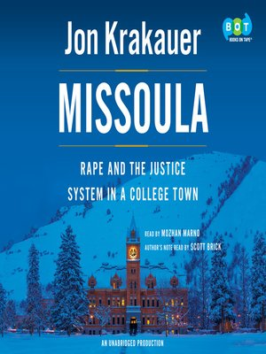 cover image of Missoula