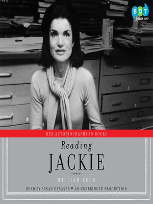 cover image of Reading Jackie