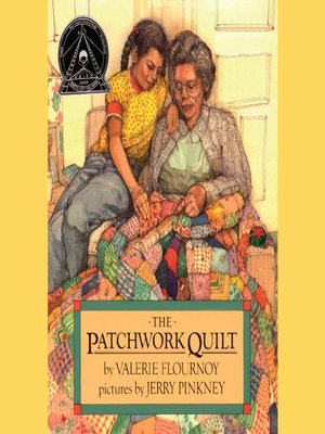 cover image of The Patchwork Quilt