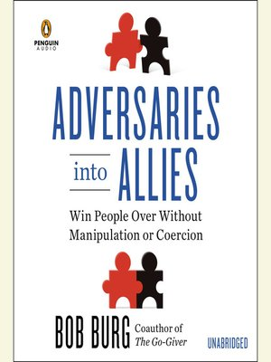 cover image of Adversaries into Allies