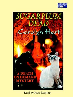 cover image of Sugarplum Dead