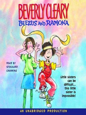 cover image of Beezus and Ramona