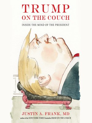 cover image of Trump on the Couch