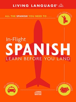 cover image of In-Flight Spanish