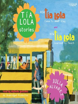 cover image of Tía Lola Stories