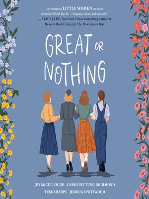 cover image of Great or Nothing